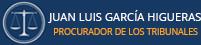 Procurador Juan Luis García Higueras